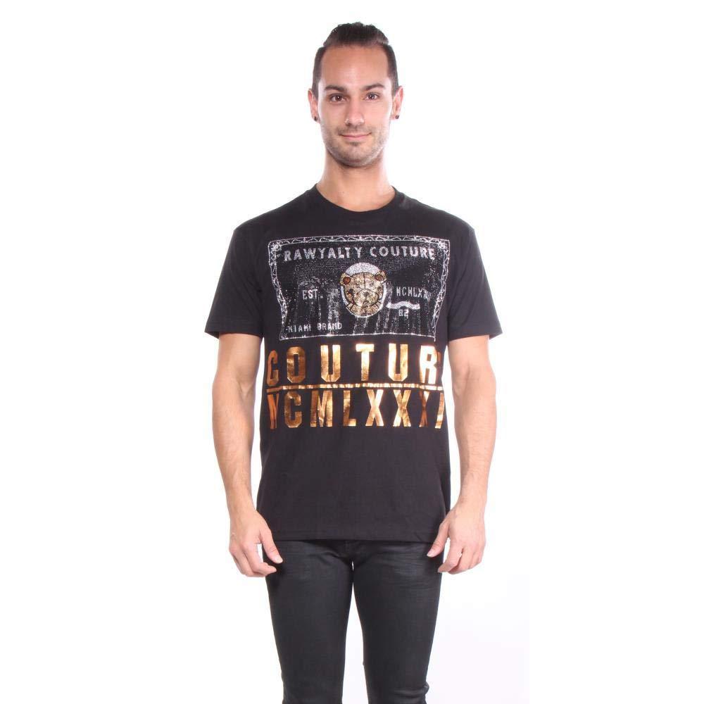 Rawyalty Mens Mini Panda Graphic T-Shirts 100/% Cotton