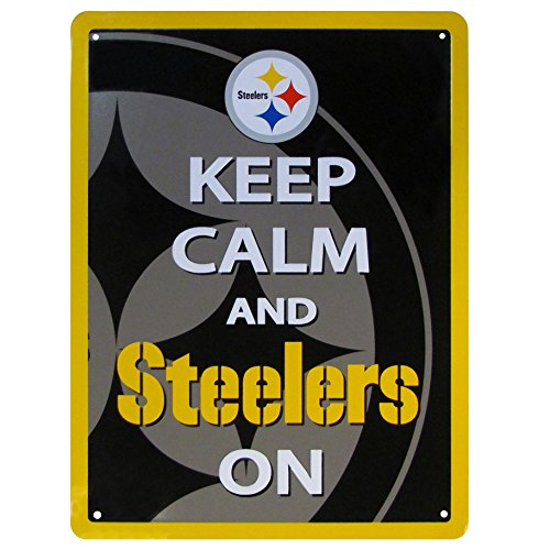 NFL Pittsburgh Steelers Keep Calm ()