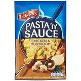 Batchelors Pasta 'n' Sauce Chicken & Mushroom Flavour 6 x 122g