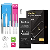 YABER Battery Replacement for iPhone 6, 2200mAh High Capacity Li-ion...