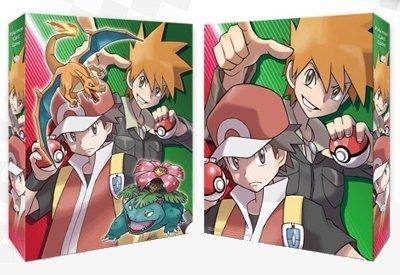 ポケモンカードゲーム オフィシャルカードファイル レッドグリーン