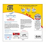 Purina Tidy Cats Light Weight, Low Dust, Clumping