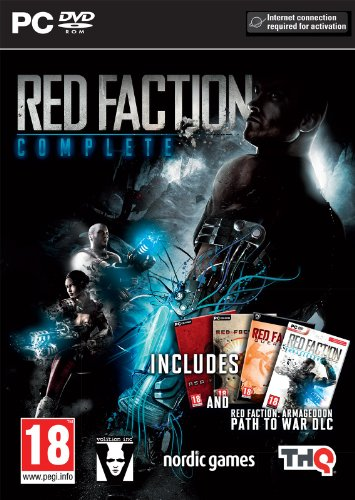 Red Faction - Complete Collection PC (UK Import)
