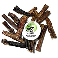 Sancho & Lola's 6-Inch Bully Sticks for Dogs Made in USA - Farmed in USA/Human-Grade...