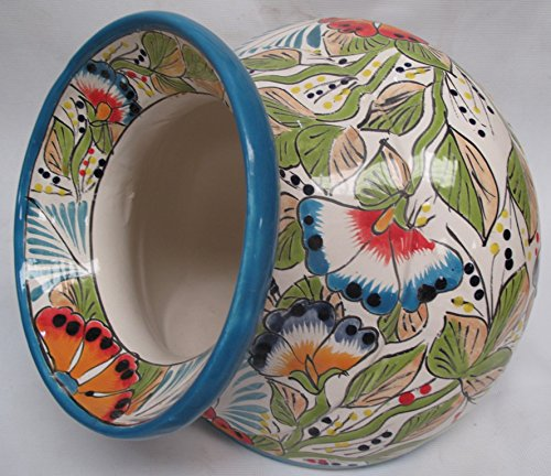TALAVERA WELCOME POT (SPRING)