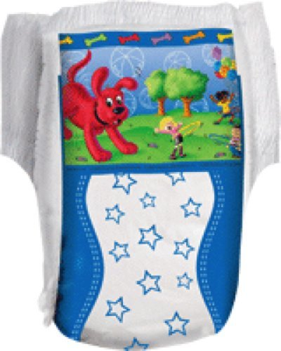 Kendall Healthcare Curity Runarounds Boy Training Pants Extra Large, 4T-5T, More Than 38lb, Stretchy Sides and Waistbands (Box of 19 ()