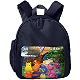 Children The Backyardigans Preschool Lunch Bag Navy