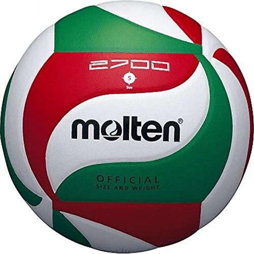 Molten Lite Volleyball - Molten V5M2700 Official Volleyball Synthetic Leather