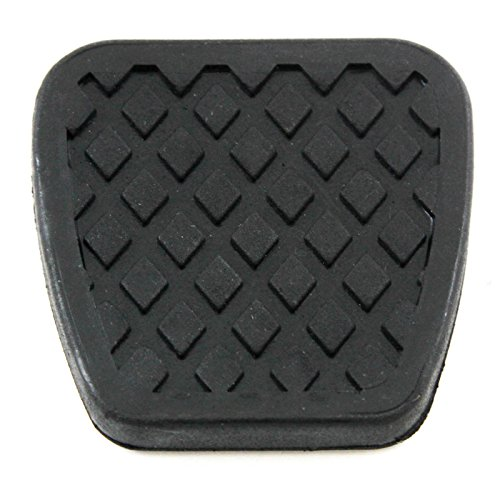 Red Hound Auto Brake Clutch Pad Cover for Honda Pedal Rubber Replacement for Manual Transmission Pedals Manual Car