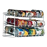 Can Food Storage Kitchen Pantry Cabinet Organizer Canned Goods Rack Holder Shelf by Kitchen Storage & Organization Product Accessories