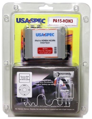 Usa Spec Ipod Interface - 7