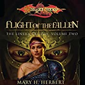 Flight of the Fallen: Dragonlance: Linsha Trilogy, Book 2 | Mary H. Herbert