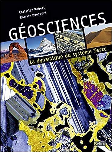 Amazon Fr Geosciences La Dynamique Du Systme Terre