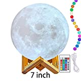 Moon Light Lamps (6