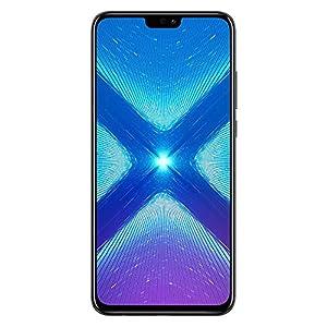 "51agi2l9HTL. SS300  - Huawei Honor 8X (64GB + 4GB RAM) 6.5"" HD 4G LTE GSM Factory Unlocked Smartphone - International Version No Warranty JSN-L23 (Black)"