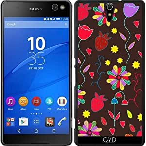 Funda para Sony Xperia C5 Ultra Dual - Patrón Floral by Luizavictorya72