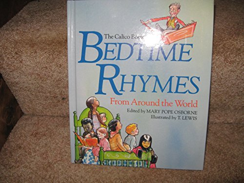 The Calico Book of Bedtime Rhymes from Around the World