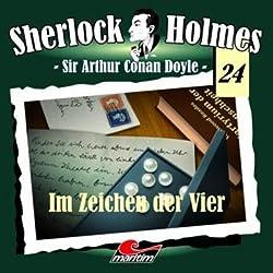 Im Zeichen der Vier (Sherlock Holmes 24)