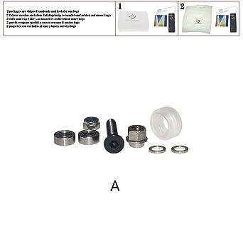 Polea de impresora 3D mini openbuilds de plástico pasivo entrenada ...