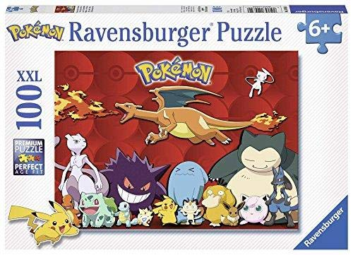 Ravensburger Pokemon XXL 100pc Jigsaw Puzzle