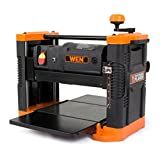 WEN 6550 12.5-Inch Benchtop Thickness Planer with Granite Table
