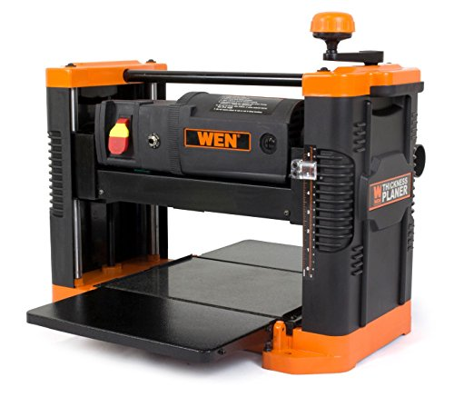 WEN 6550 12.5-Inch 15A Benchtop Thickness Planer with Granite Table by WEN