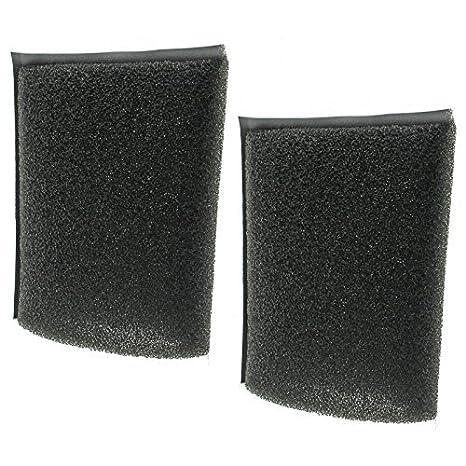 Amazon.com: SPARES2GO Filtro de espuma para aspiradora ...