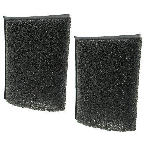 Spares2go Filtro in spugna per aspirapolvere Karcher (confezione da 2)