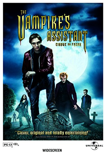 Amazon.com: Cirque Du Freak: The Vampire's Assistant: John C ...