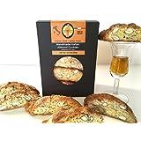Giannetti Artisans Handmade Italian Almond Biscotti from Prato, Italy 10.58 oz (300 gr)
