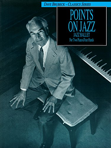 Dave Brubeck / Points on Jazz (Original Two-Piano Sco