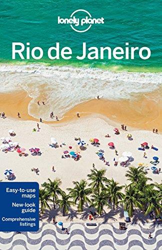 Lonely Planet Rio de Janeiro (Travel Guide) (Rio De Janeiro)