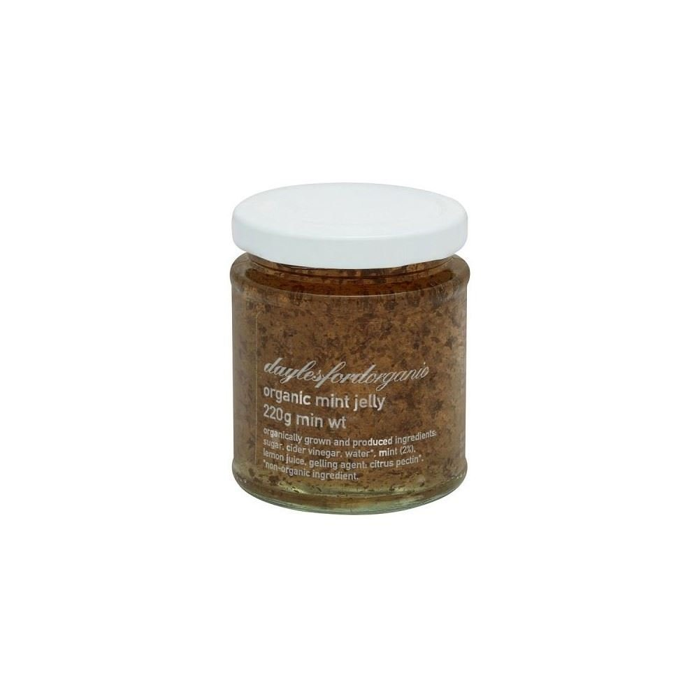 Daylesford Organic Mint Jelly (220g)