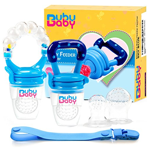 Bububaby Silicone Teething Pacifiers Pacifier product image