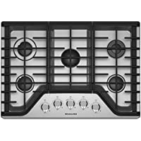 Bosch NGM5055UC500 30' Stainless Steel Gas Sealed Burner Cooktop