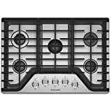 Bosch NGM5055UC 500 30' Stainless Steel Gas Sealed Burner Cooktop