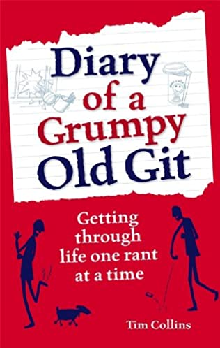 book cover of Diary of a Grumpy Old Git