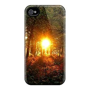 Tpu Case For Iphone 4/4s With PAR2062dQJT AccDavid Design