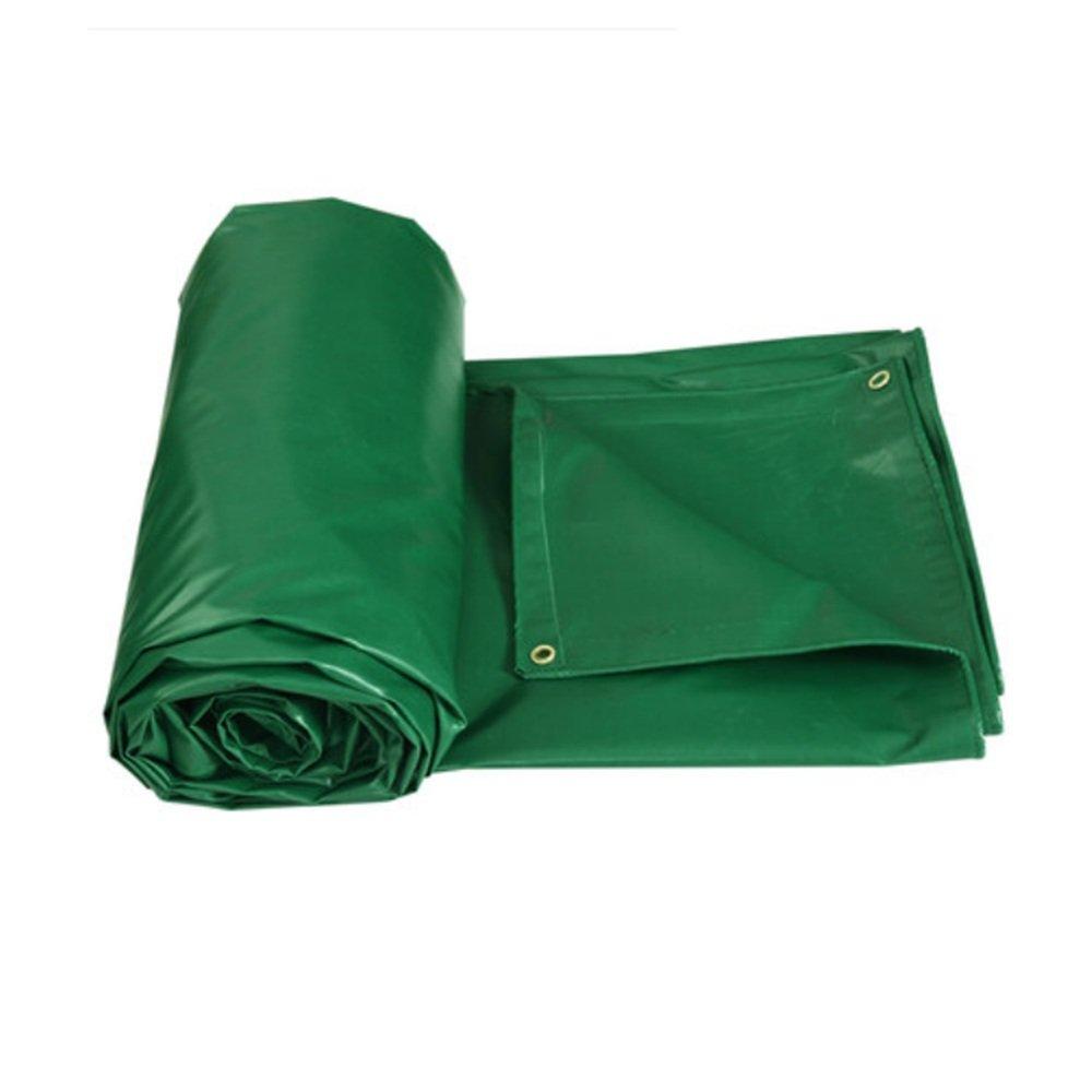 QX pengbu IAIZI Grüne PVC-Plane, Starke Wasserdichte Plane