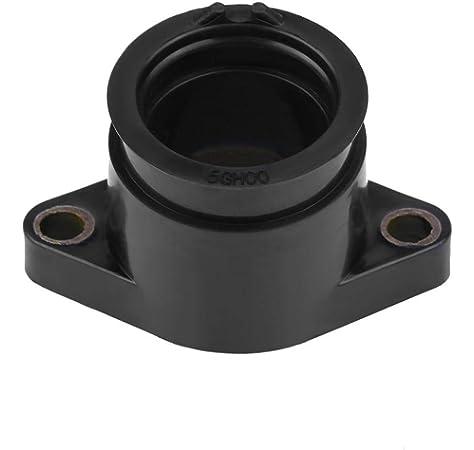 Adaptador de interfaz de carburador de admisi/ón adaptador de interfaz de carburador de motocicleta Manifold Boots para GN250 85-01 DR250 82-87 TU250 91-97 SP250