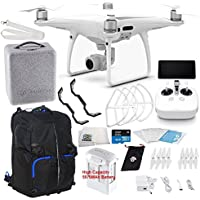 DJI Phantom 4 PRO+ Plus Quadcopter Starters Backpack Bundle
