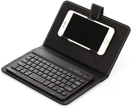 YOUQING Teclado Bluetooth para Smartphone, 59 Teclas, Almohadilla ...