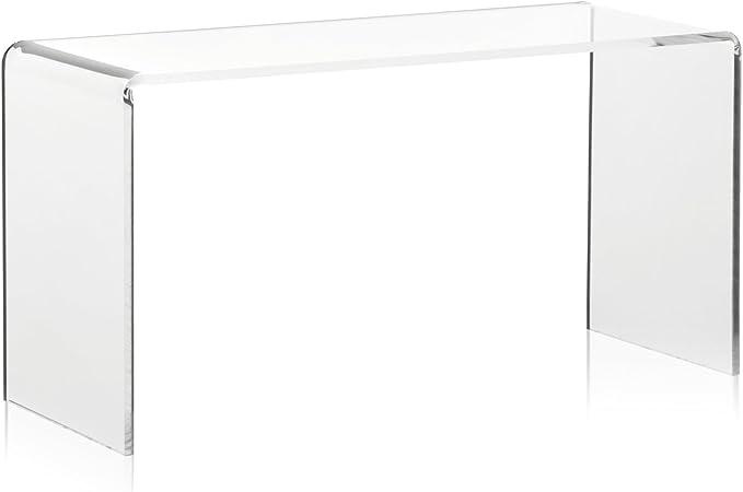 aus original PLEXIGLAS® U-Ständer Dekobrücke Präsentationsständer 10 x 10 cm