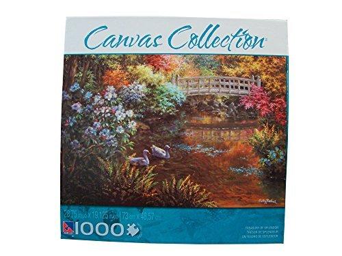 Canvas Collection 1000 Piece Jigsaw Puzzle  Treasury of Splendor by Sure-Lox