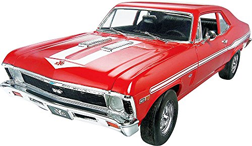 Revell Slot Cars (Revell '69 Chevy Nova Yenko Plastic Model Kit)