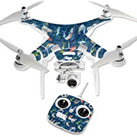 Skin For DJI Phantom 3 Standard – Saltwater Compass   MightySkins Protective, Durable, and Unique Vinyl Decal wrap cover   Easy To Apply, Remove, and Change Styles   Made in the USA