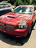 2005-2008 Hood Scoop for Dodge Magnum by MrHoodScoop UNPAINTED HS003