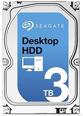 Seagate Desktop ST3000DM001 HDD: Amazon.es: Electrónica