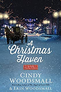 Book Cover: A Christmas Haven: An Amish Christmas Romance