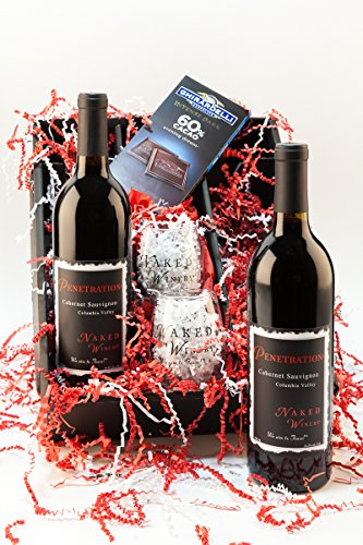 Eternal Flame Wine Gift Set, 2 x 750 mL